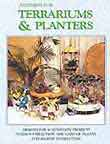 Stained Glass Pattern Book - Terrariums & Planters