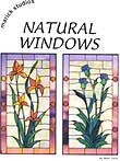 Stained Glass Window Pattern Book - Natural Windows