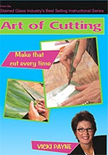 Stained Glass Instruction Video - Art of Cutting