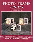 Stained Glass Photo Frame Book
