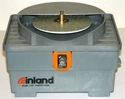 "Inland 6"" Flat Lap Machine"