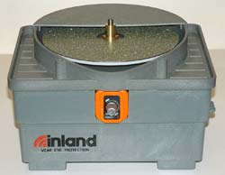 "Inland 8"" Flat Lap Machine"